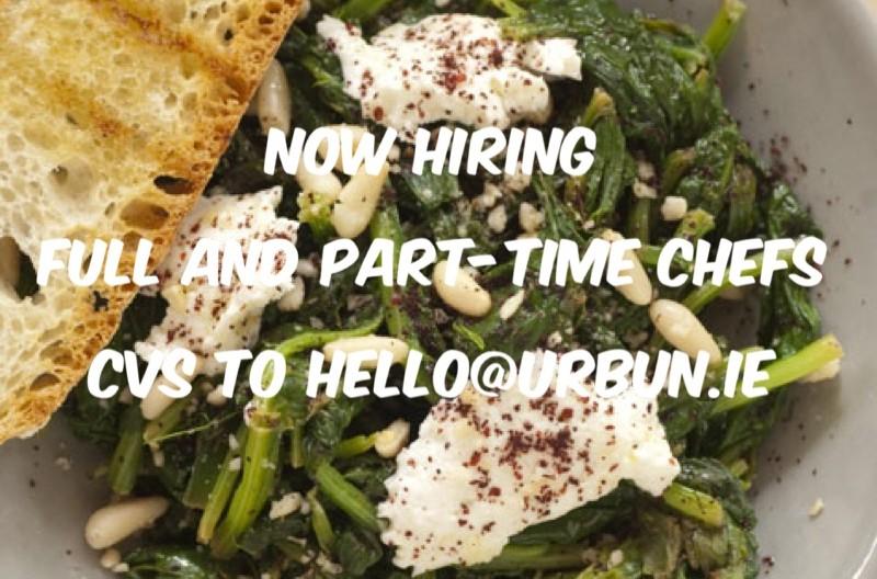Hiring Chefs