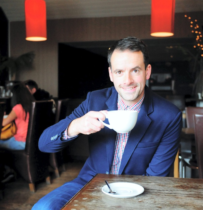Ireland's coffee connoisseurs take their caffeine seriously by Ed Power - Photograph taken by James Flynn/APX